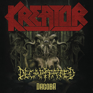 Kreator<BR>Gods Of Violence Tour
