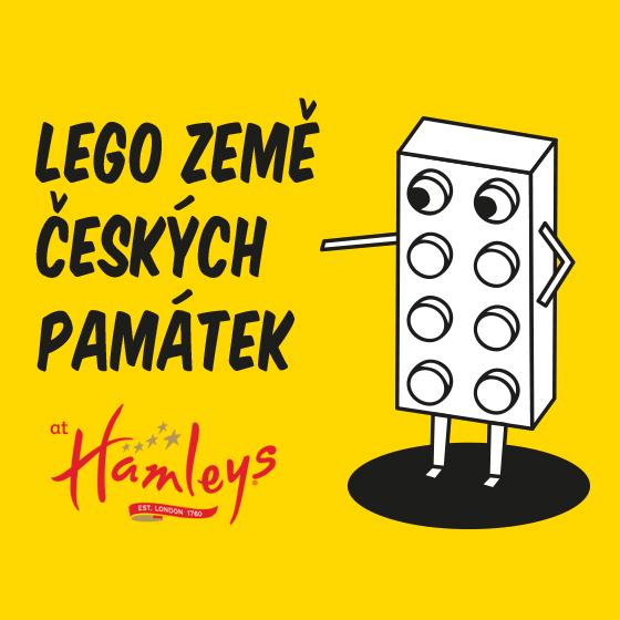 LEGO Czech Repubrick/www.czechrepubrick.cz/Jednorázový vstup pro max. 5 osob- Praha -hračkářství Hamleys Praha