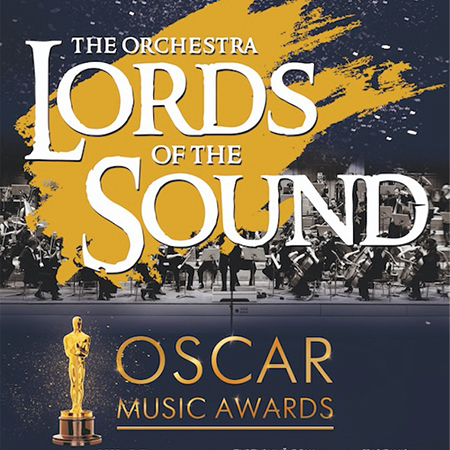 Lords Of The Sound Orchestra «Oscar Music Awards», České Budějovice, 11/04/2018 19:00