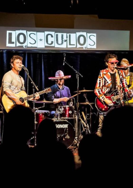 Los Culos + The Breakers