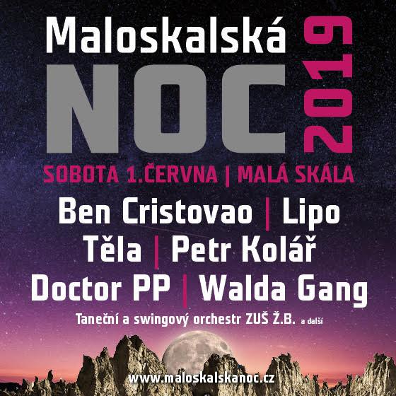 Maloskalská noc 2019