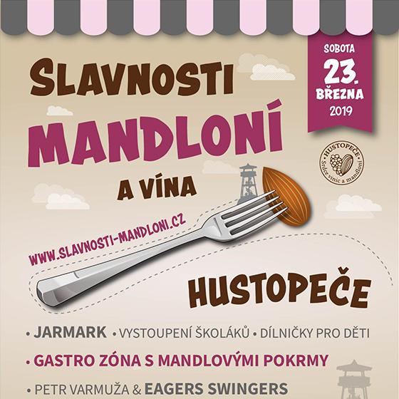 Slavnosti mandloní a vína Hustopeče