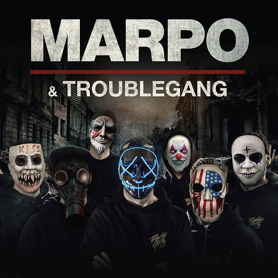 Marpo & Troublegang<br>Road to MarpoDrome