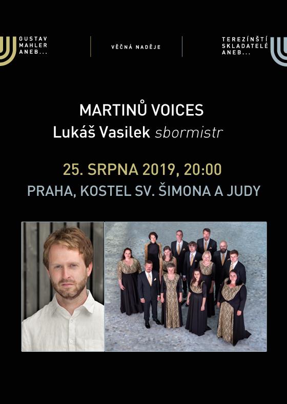 Martinů Voices<br>Music festival EVERLASTING HOPE