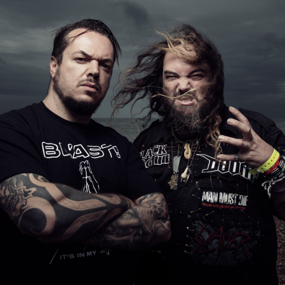 Max & Iggor Cavalera<BR>Return Beneath Arise