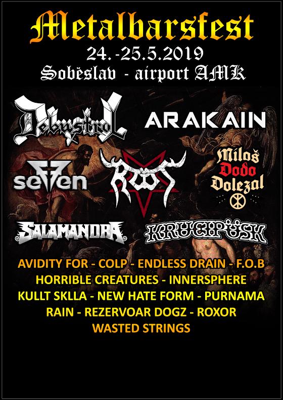 Metalbarsfest 2019