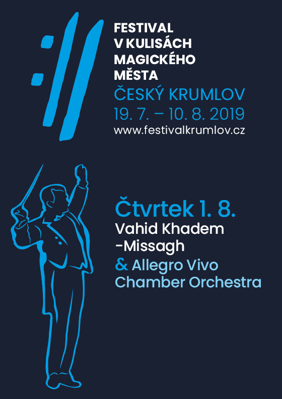 Vahid Khadem-Missagh and Allegro Vivo Chamber Orchestra