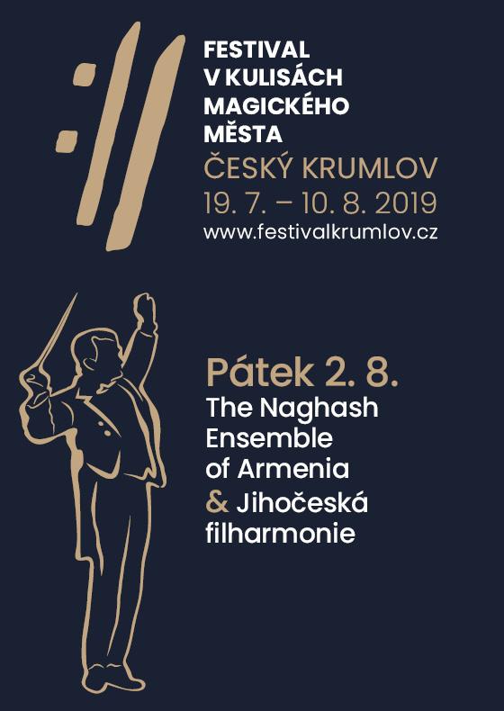 The Naghash Ensemble of Armenia a Jihočeská filharmonie