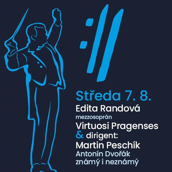 Edita Randová a Virtuosi Pragenses<BR>Mezinárodní hudební festival Český Krumlov 2019