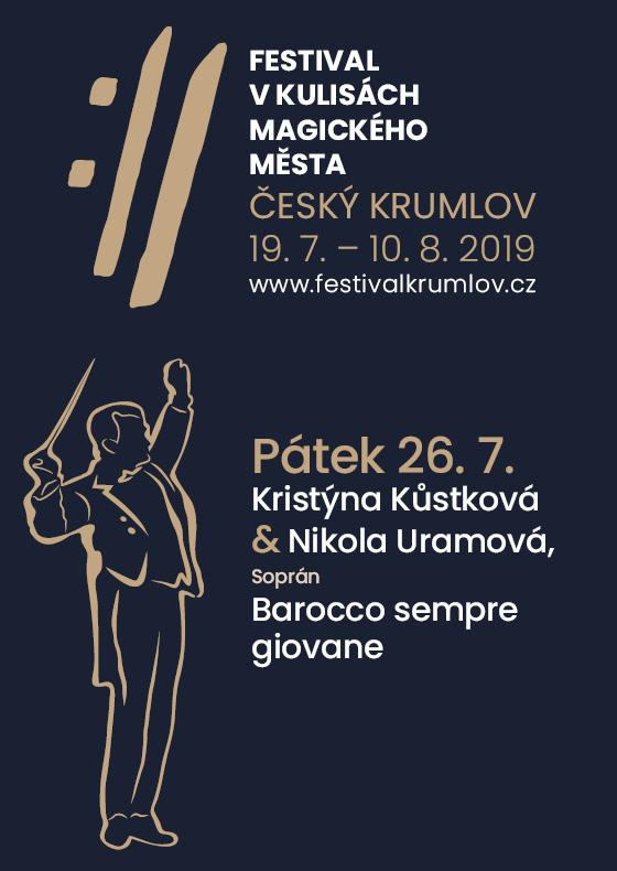 Kristýna Kůstková, Nikola Uramová, Barocco sempre giovanee - Open Air
