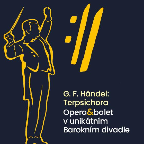 G. F. Händel: Terpsichora<BR>International Music Festival Český Krumlov 2019