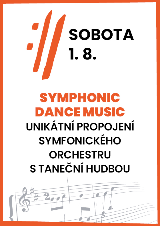 Symphonic Dance Music<BR>International Music Festival Český Krumlov 2020
