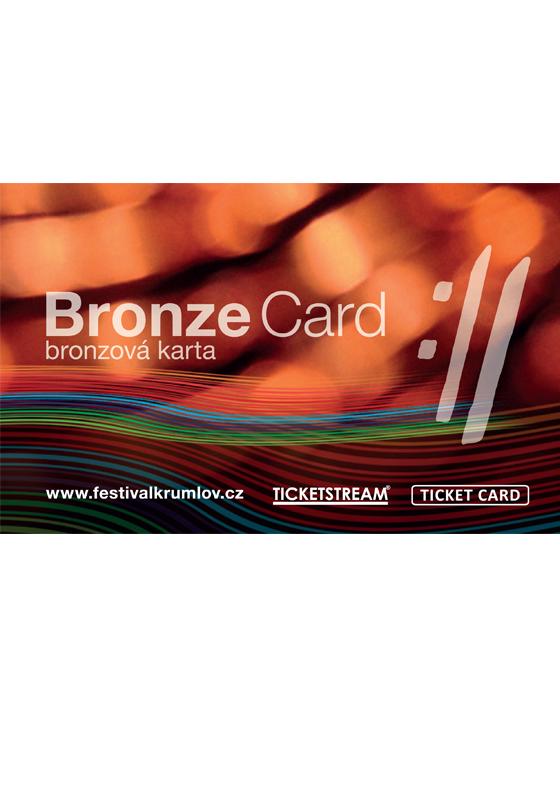 IMF ČK Bronze Card