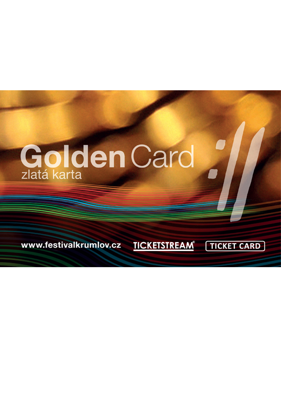 IMF ČK Golden Card