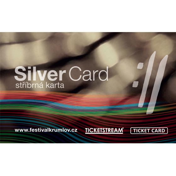 IMF ČK Silver Card