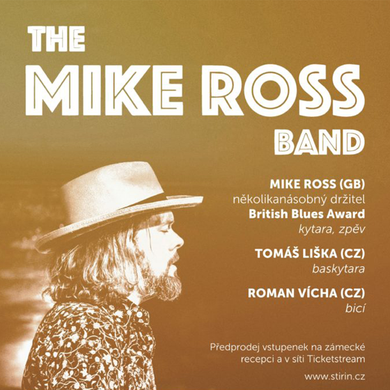 Mike Ross Band (UK )
