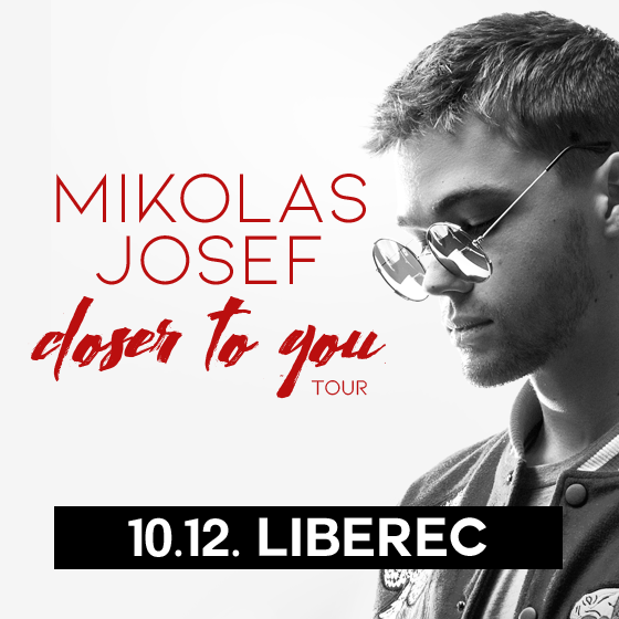 Mikolas Josef<br>Closer to you - Vánoční Tour