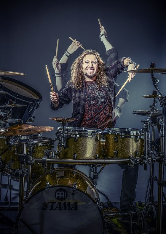 Miloš Meier<br>Drumming Syndrome