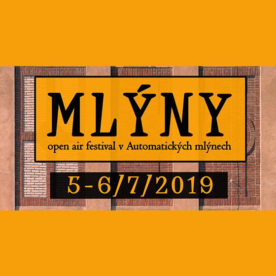Mlýny Open Air Fest<br>Festival v Automatických mlýnech