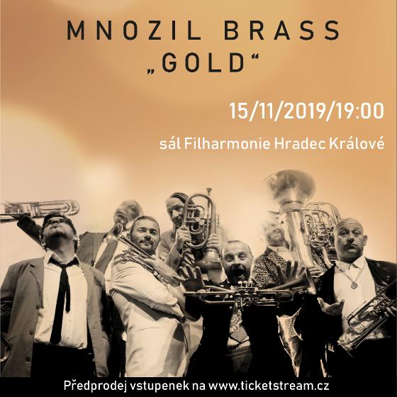 Mnozil Brass<BR>GOLD - Best of Superhits