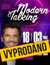 Thomas Anders<br>&<br>MODERN TALKING band