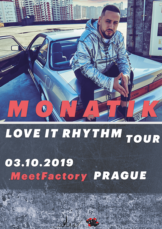 Monatik<br>Love It Rhythm Tour 2019