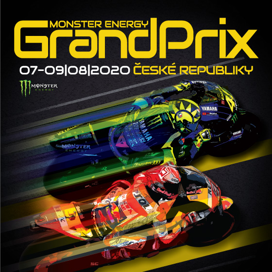 Monster Energy Grand Prix České republiky<br>Silver