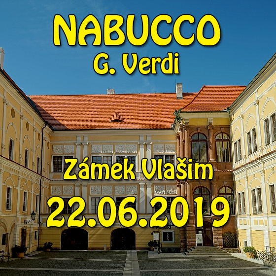 G. Verdi - Nabucco<br>Sólisté ND a F.X. Šaldy<br>Orchestr, sbor a balet divadla F.X. Šaldy Liberec