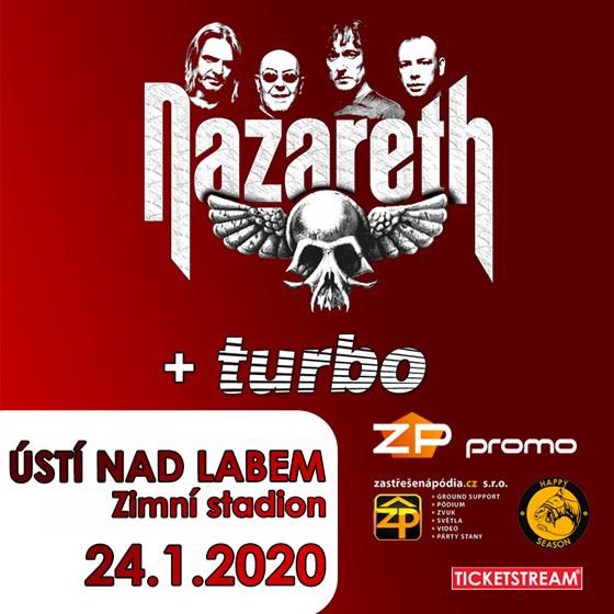 Nazareth (GB)<BR>Turbo