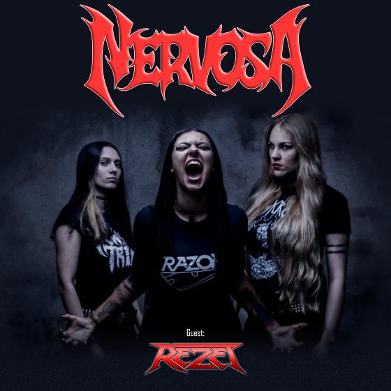 Nervosa<br>Support: Rezet