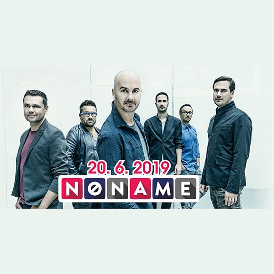 No Name<br>koncert slovenské kapely