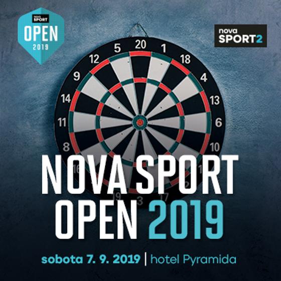 Nova Sport Open<br>Registrace na třetí ročník turnaje<br>Přihlásit se může každý hráč starší 18 let