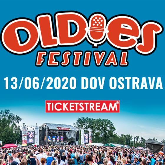 OLDIES FESTIVAL 2020- Ostrava- CAUGHT IN THE ACT, C - BLOCK, 666, BONEY M., CAPPELLA a další -Dolní oblast Vítkovice Ostrava