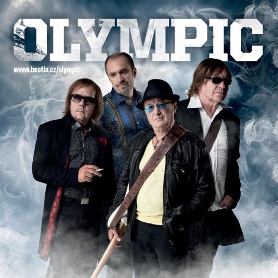 Olympic<br><font color=red>vstupenky na pokladně Malostranské Besedy</font>