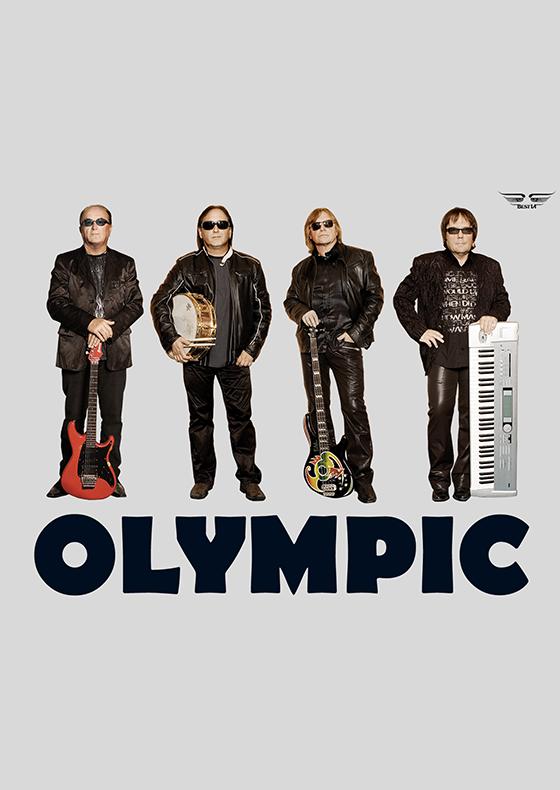 Olympic Tour 2019
