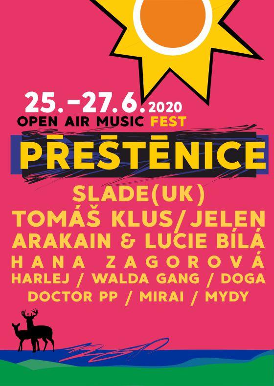 Open Air Music Fest Přeštěnice