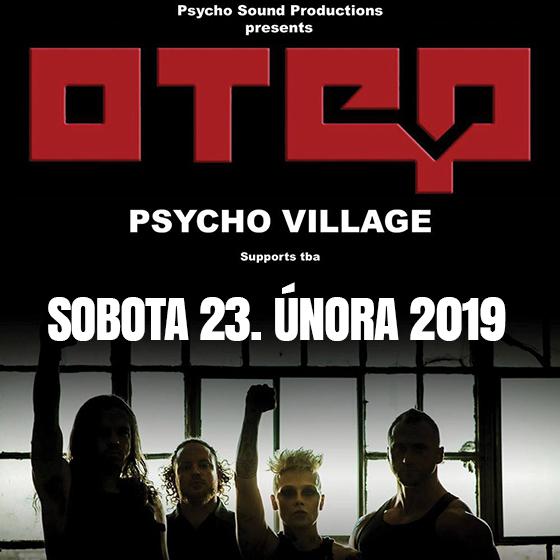 Otep & Psycho Village