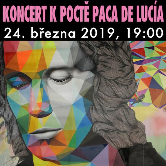 Koncert k poctě Paca de Lucía<br>Vzpomínky na legendu