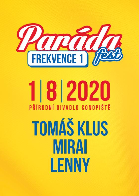Paráda Fest Frekvence 1<BR>