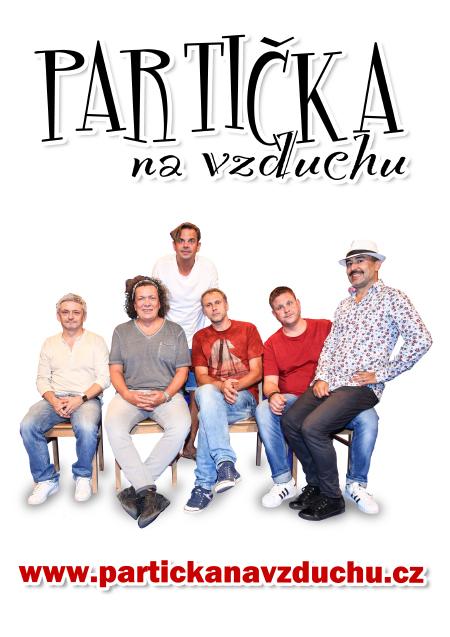 PARTIČKA/Divadelní představení/R. Genzer, M. Suchánek, O. Sokol, I. Chmela, D. Gangl a M. Čurko- Karviná -Městský dům kultury Karviná   Karviná