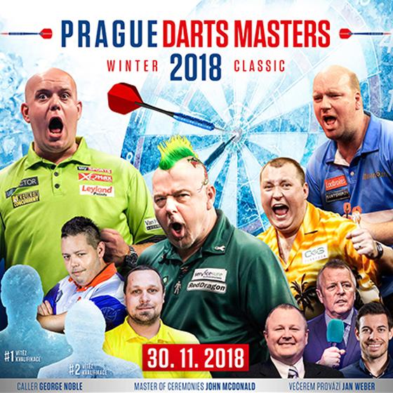Prague Darts Masters 2018<br>Winter Classic