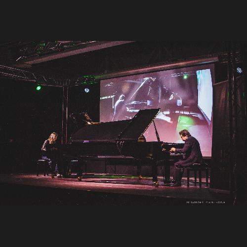 POCTA SLAVNÉMU RUSKÉMU PIANISTOVI/YURI ANANYEVOVI/- koncert v Hradci Králové -PETROF Gallery Hradec Králové