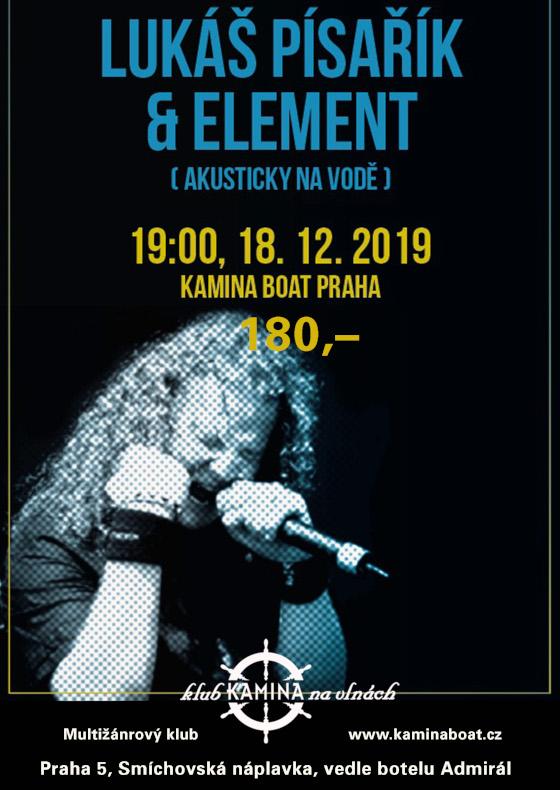 Lukáš Pisařík & Element