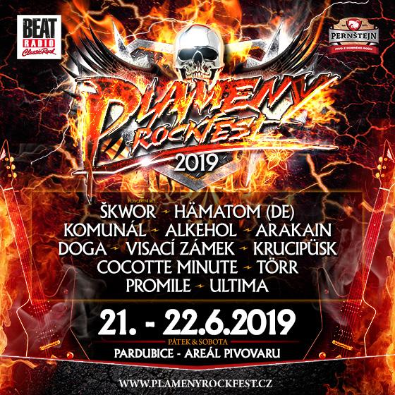 Plameny Rockfest 2019