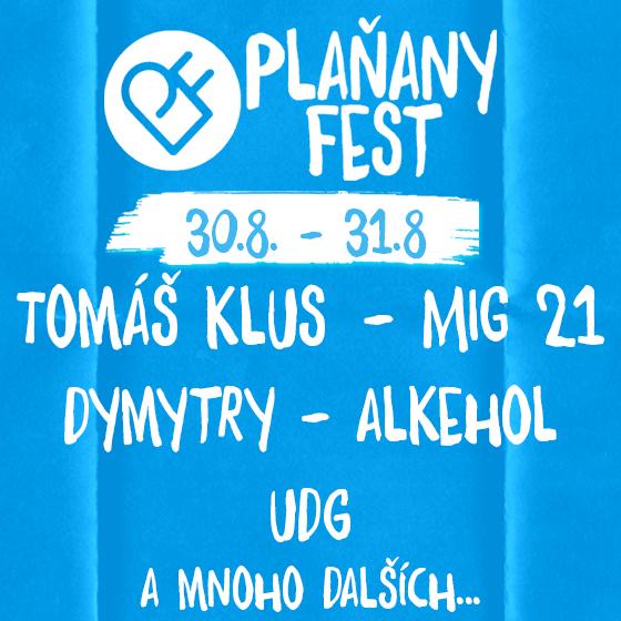 Plaňany Fest<BR>8. ročník hudebního festivalu