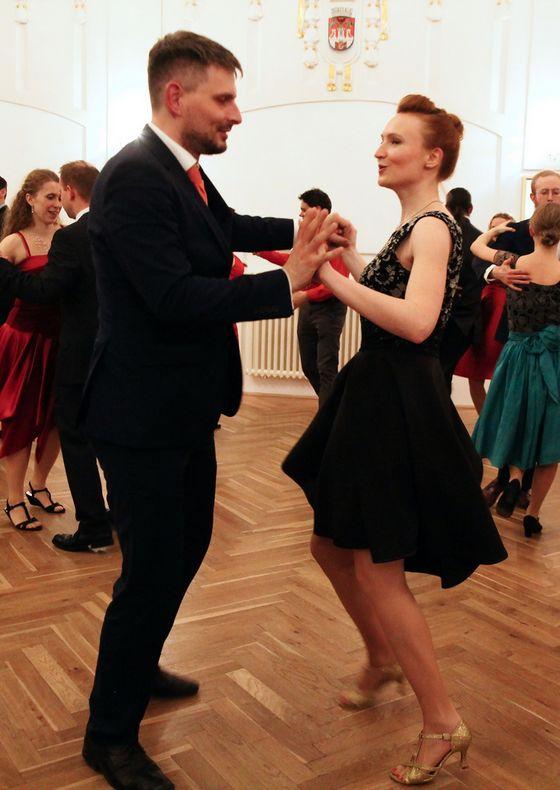 Benefiční ples