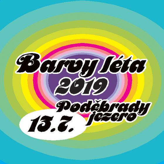 BARVY LÉTA 2019
