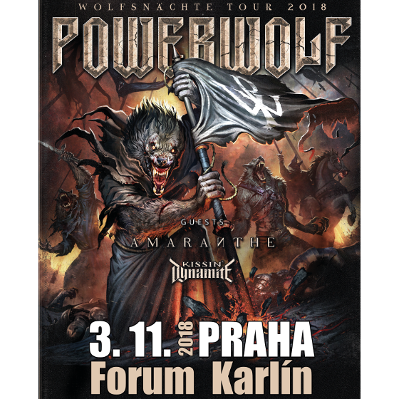 Powerwolf<BR>Wolfsnächte Tour