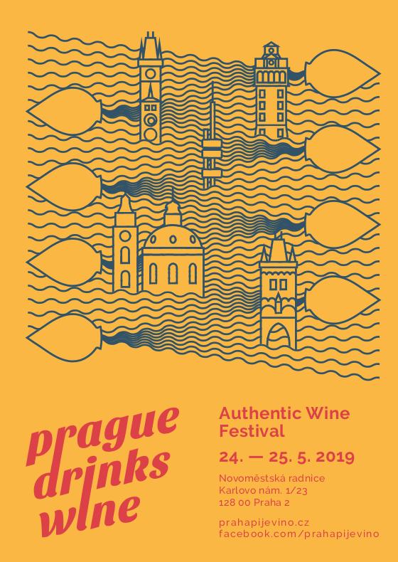Praha pije víno