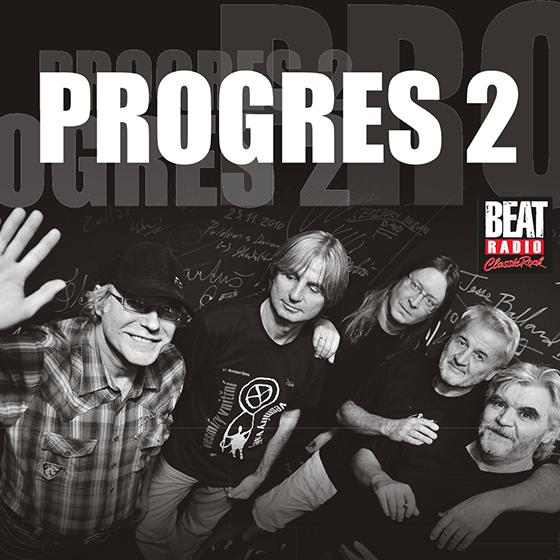 Progres 2<br>50 let kapely<br>Křest LP Tulák po hvězdách